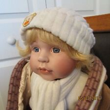 "CATHAY"" COLLECTION 5000    ""LITTLE BOY""    (Porcelain Doll  # 414)"