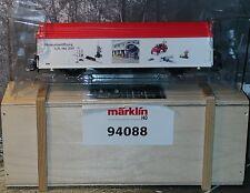 märklin-H0 94088 (4735) Schiebewand-Sonderwagen zur Museumseröffnung TOP + Kiste