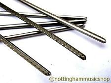 Fretwire fret wire for acoustic guitar 2.0mm crown 1mm high 6x300mm lengths new