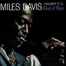 MILES DAVIS KIND OF BLUE NEW SEALED 180G STEREO VINYL LP IN STOCK