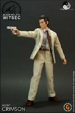 1/6 Scale Triad Toys Guns for Hire Witness Security WITSEC Agent Crimson MIB