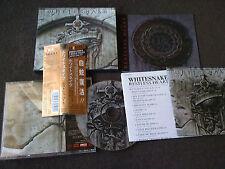 WHITESNAKE / restless heart / JAPAN LTD CD OBI slipcase & book