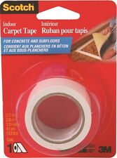 "1-1/4"" x 150"" Scotch Indoor Carpet Tape by 3M CT1010"