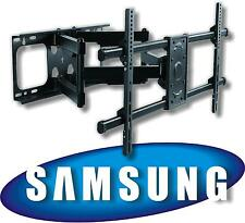 Full-Motion TV Wall Mount 55 60 65 70 75 80 90 Inch Samsung LCD LED Plasma HDTV