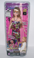 "JAKKS Pacific HANNAH MONTANA Memorable Moments DOLL ""I Will Always Loathe You"""