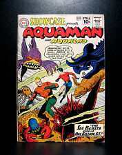 COMICS: DC: Showcase #31 (1961), Aquaman & Aqualad app - RARE (batman/flash)