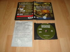 BATTLEFIELD 1942 THE ROAD TO ROME DISCO DE EXPANSION PARA PC USADO COMPLETO
