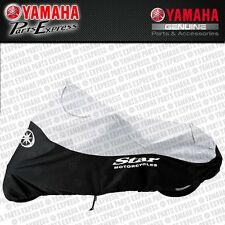 NEW YAMAHA STAR CUSTOM EXPANDABLE MOTORCYCLE COVER ROAD V-STAR STR-4WMCU-SC-VR