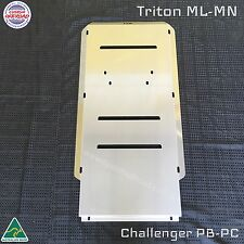 Triton ML - MN Transmission Protection Bash Plate 3mm Stainless Steel