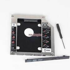 2nd HDD HD SSD SATA Hard Drive Unibody Caddy for MacBook Pro 2009 2010 2011 2012