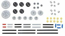 LEGO 61pc gear axle lot SET Technic Mindstorm nxt ev3 motor power functions pack
