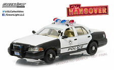 1/43 Greenlight The Hangover Movie 2000 Ford Crown Victoria Police Car 86506