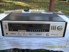 VINTAGE  TECHNICS  SA-225  35W/CHANNEL  RECEIVER (ONLY 1 CHANNEL WORKS)