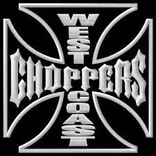 TOPPA PATCH HARLEY DAVIDSON CHOPPERS GIACCA GILET BIKER SPORTSTER DYNA SOFTAIL