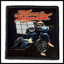 # LIMITED #  KING DIAMOND - Then  --- Patch