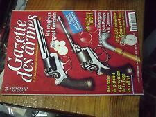 1µ? Revue Gazette des Armes n°314 Revolver Mangeot-Comblain Delacre en 9mm