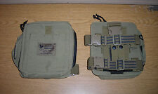 GENUINE USMC MARSOC NARP CCRB LARGE MEDIC LEG RIG POUCH COYOTE BROWN NEW !!!