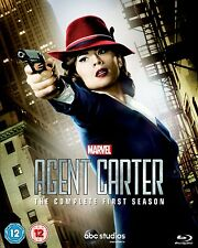 Marvel's Agent Carter - Season 1 [Blu-ray] [2015] Complete First Series NEW REG2