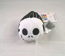"Disney Stackable Plush 3 1/2"" Tsum Tsum Jack SKELTON Nighmare Before Christmas"