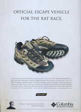 Columbia Black Rock XCG Multi Sport Shoes 2004 Magazine Advert #915