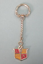 Hernando DeSoto Crest Yellow Gold Plated Key Ring 1938 - 1955