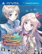 NEW PSV Atelier Meruru Plus PlayStation Vita Region Free Japan Game F/S