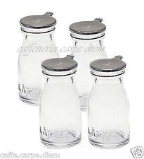 4 lattiere lattiera cristallo illy collection by Matteo Thun mini dairy milk