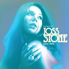 Joss Stone Best Of 2003-2009 CD NEW SEALED Fell In Love With A Boy/You Had Me+