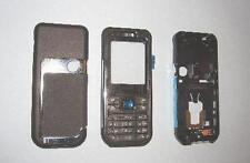 Nokia 7360 COVER mit Tastatur und Akkudeckel KOMPLETT COFFEE MOCCA BROWN