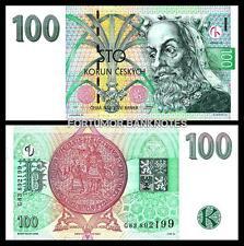 CZECH REPUBLIC 100 KORUN 1997 UNC P 18