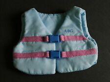 American Girl Doll Kanani Life Jacket Vest From PaddleBoard Set 2011 GOTY Retire
