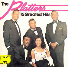 16 Greatest Hits [1987] by The Platters (CD, Mar-1994, Deluxe)