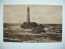 Longships Lighthouse, Off Land's End, Cornwall. (Valentine)