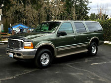 2000 Ford Excursion Limeted Sport Utility 4-Door