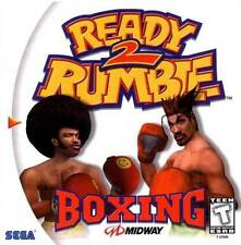 Ready 2 Rumble Boxing - Dreamcast Game