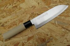 Japanisches Kochmesser Santoku Küchenmesser Koch-Messer 347317 Neu