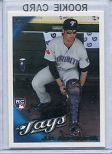 2010 Topps Traded  J R Arencibia ROOKIE Toronto Blue Jays MINT # US-181