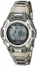 Brand New Casio Men's G Shock 3406 Stainless Watch 8 Solar Atomic Timekeeping