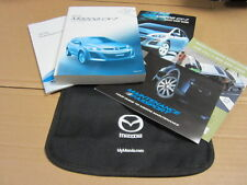 2012 MAZDA CX-7 OWNERS MANUAL  (OEM) - J2775