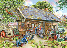 The House Of Puzzles - 1000 PIECE JIGSAW PUZZLE - Make & Mend Blacksmith