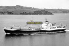 mc2986 - British India Cargo Ship - Bamora - photo 6x4