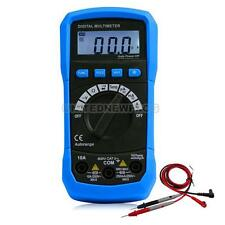 AC DC Voltage Current Temp Resistance Tester ADM02 Auto Range Digital Multimeter