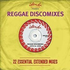 Island Presents Reggae Discomixes (2015, CD NIEUW)2 DISC SET