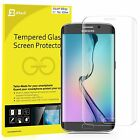 JETech 0893 Full Curved Tempered Glass Samsung Galaxy S6 Edge Screen Protector