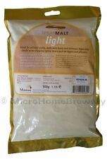 Muntons Spraymalt Light 500g 100% Malt Extract Home Brew Beer Ale Lager Improver