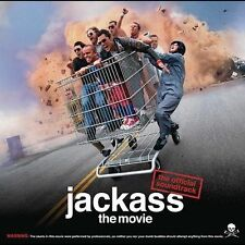 Various Artists, Sir Mix-A-Lot, , Jackass The Movie - The Official Soundtrack, V