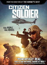 Citizen Soldier DVD Documentary on soldiers in the Afghanistan War Hornets Nest