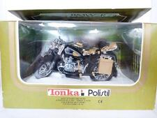 Tonka Polistil 1401 1/15 BMW R75 Elephant Bike Motorcycle Diecast Model Toy