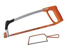 "Bahco Twin Pack 317 Pro 12"" 300mm Hacksaw & 239 Junior Mini 6"" 150mm Metal Saw"