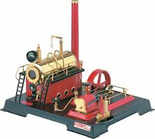 Made In Germany Selected Material Wilesco D6 Toy Steam Engine New Au Special